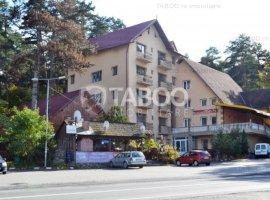 Pensiune de vanzare cu 36 camere in Talmaciu judetul Sibiu
