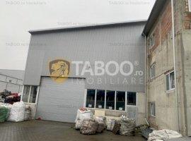 Hala 3.800 mp de vanzare in Sibiu zona Industriala Est
