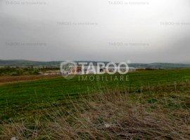 Teren 5000 mp de vanzare in Parcul Industrial Selimbar