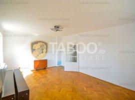 Apartament la vila cu 3 camere terasa in Sibiu pretabil spatiu birouri