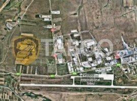 Teren de vanzare intravilan 4000 mp zona Industriala Vest Sibiu
