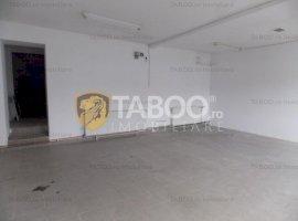 Spatiu comercial 55 mp de inchiriat cu vitrina in Sibiu zona Tiglari