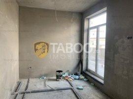 Garsoniera 32 mp cu lift terasa 15 mp de vanzare in Sibiu Henri Coanda