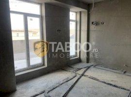 Apartament 2 camere cu lift terasa 40 mp de vanzare Sibiu Henri Coanda