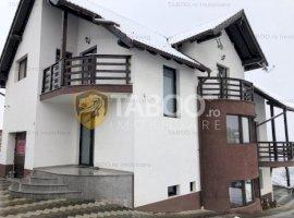 Casa individuala 7 camere cu 500 mp teren in Selimbar