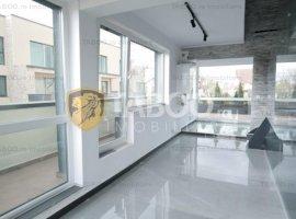 Apartament pe 3 nivele ultrafinisat si gradina Calea Dumbravii Sibiu