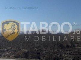 Teren intravilan 3533 mp de vanzare in zona Calea Cisnadiei din Sibiu