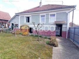 Casa individuala de vanzare la 25 km de Sibiu comision 0%