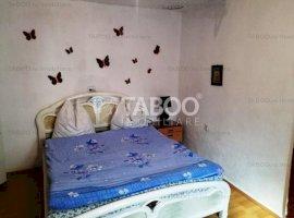 Apartament de vanzare cu 3 camere si terasa in Sibiu Centrul Istoric