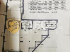 Cladire de birouri 893 mp utili de vanzare in Sibiu zona Piata Cluj