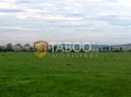 Teren 2100 mp de vanzare in zona Turnisor din Sibiu
