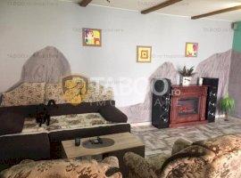Casa de vanzare in Sibiu Tocile 6 camere 2 bai zona pitoreasca
