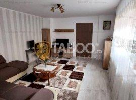 Apartament 4 camere la casa de vanzare 94 mp utili zona Lupeni Sibiu