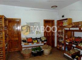 Spatiu comercial de inchiriat in zona Turnisor din Sibiu
