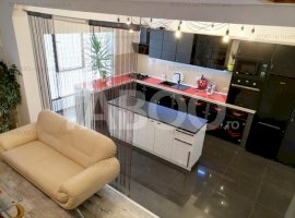 Apartament de inchiriat 107 mpu 2 bai in Sibiu zona Mihai Viteazul