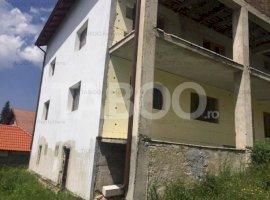 Comision 0% Casa de vacanta de vanzare Sibiu 9 camere zona Paltinis