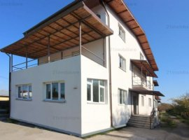 DN1 - Izvorani, vila 330 mp, teren 1308 mp, locuinta multifamiliala / comercial