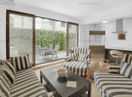 Kiseleff, apartament premium, 3 camere, 120 mp, bloc nou, garaj, terasa