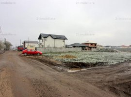 Berceni - Mioritei, teren 558 mp, perfect pentru constructie vila/ duplex