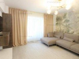 Calea Calarasilor/ Hyperion, apartament 2 camere,mobilat/utilat modern, etaj 1/8