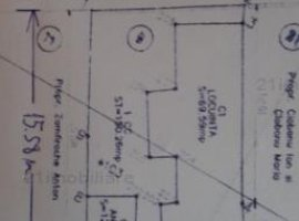 Casa individuala 150mp amprenta ,150mp teren, nu are curte
