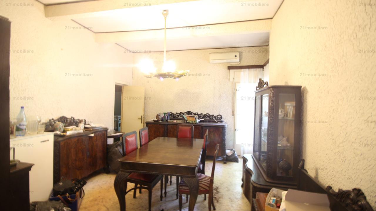 Sala Radio - Transilvaniei, apartament vila, 143 mp, teren 300mp, curte proprie