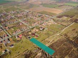 Loc de casă și teren extravilan în Cuvin