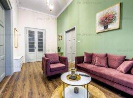 Apartament rafinat cu 3 camere, Bd. Revoluției
