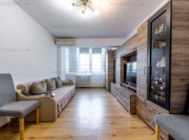 Apartament mobilat cu 2 camere, zona Lebăda Vlaicu