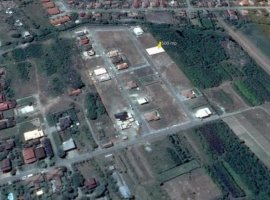 Parcela de 500 mp in Cartierul Tabacovici Residence