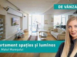 Apartament pe Malul Mureșului, zona Romanilor