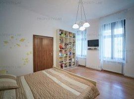 Apartament cu 2 camere complet mobilat și utilat