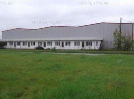 Hala industriala 1.400 mp in Zona Libera Curtici