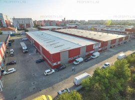 Hala industriala 626 mp in Parc Industrial UTA 1