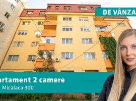- OCAZIE - Apartament 2 camere, Micălaca zona 300