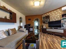 Apartament deosebit, cu trei camere, de închiriat.
