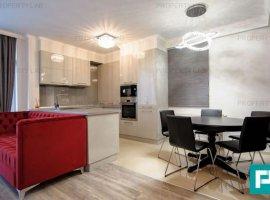 Apartament nou, cu trei camere, de închiriat. Complex Rezidențial Arad Plaza.