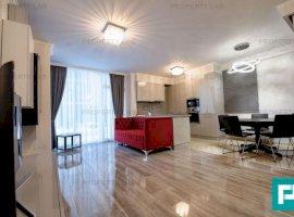 Apartament delicat, 3 camere, de închiriat. Complex Rezidențial Arad Plaza.