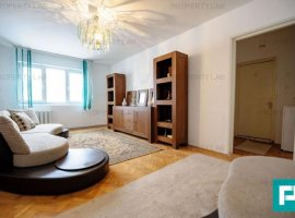 PREȚ REDUS - Apartament cu 2 camere, 100 mp, zona UTA