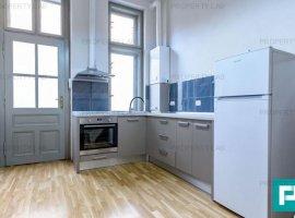 Apartament central, minimalist, perfect pentru tineri.