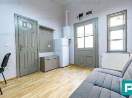 Apartament ultracentral, cu două camere, ideal pentru tineri.