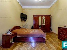Apartamentc 2 camere, curte proprie în zonă Centrală