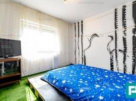 Apartament cu 2 camere în zona Boul Rosu