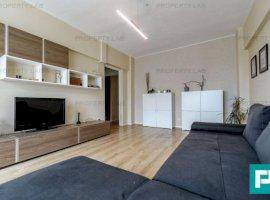 Apartament cu 3 camere, proaspăt renovat, Banu Mărăcine.