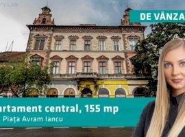 Apartament 120 mp utili - Piața Avram Iancu