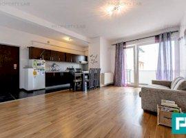 Apartament în bloc nou, cu terasă de 10 mp și loc de parcare