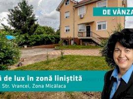 Casă / Vilă de lux cu teren 1100mp în Micălaca