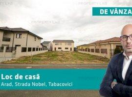 Teren pentru casa ta în Tabacovici Residence