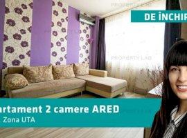 Apartament primitor cu două camere, Ared-Uta.