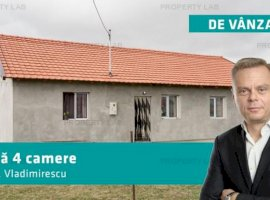 Casa noua 2019 cu teren 500 mp in Vladimirescu